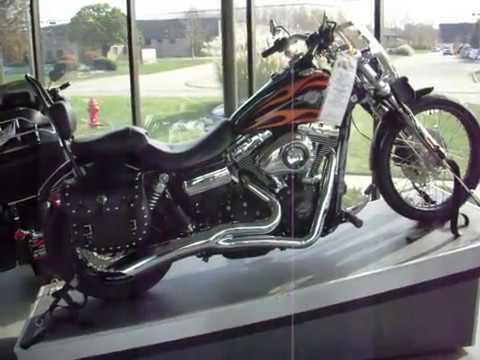 2012 Harley-Davidson Dyna® Wide Glide® in Mentor, Ohio