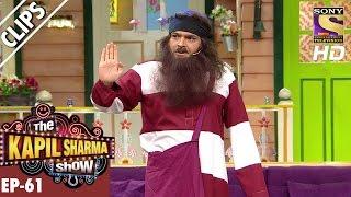 Kapil Sharma As Babaji The Kapil Sharma Show–20th Nov 2016