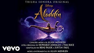 "Márcio Simões   A Noite Da Arábia (2019) (De ""Aladdin""Audio Only)"