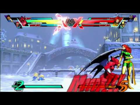 Six Years Later, Player Finds Marvel Vs. Capcom 3 Glitch That Makes Phoenix Weaker