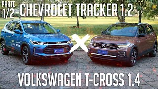 Chevrolet Tracker x Volkswagen T-Cross (Pt.1)