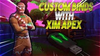 fortnite xim apex settings xbox one - TH-Clip