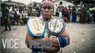 Voodoo Wrestling and Big Placebo (Preview) | VICE on HBO