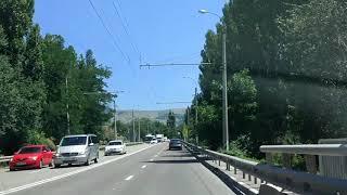 Дорога по крыму