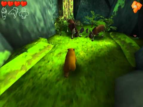 Fr�re des Ours GBA