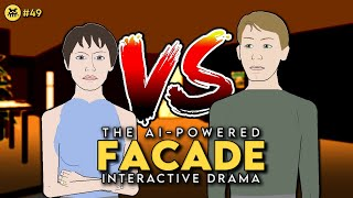The Story Of Facade: The AI-Powered Interactive Drama | AI And Games