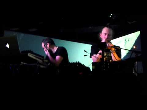 Atoms for Peace - Unless HD @ Le Poisson Rouge, NYC 3-14-13