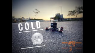FPV Slow and Flow flight