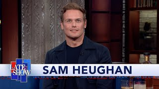 "Sam Heughan: Expect Lots Of Drama In The New Season Of ""Outlander"""