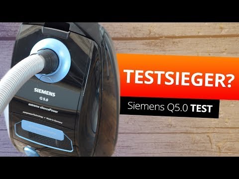 🏆 Siemens Q5.0 Extreme Silence Power ▷ TEST