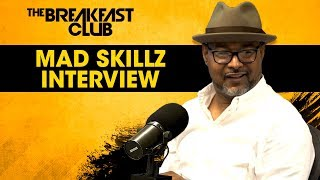 Mad Skillz Talks Ghostwriting, New EP, Coming Up With Virginia Artists + More