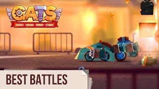 C.A.T.S. — Best Battles #58