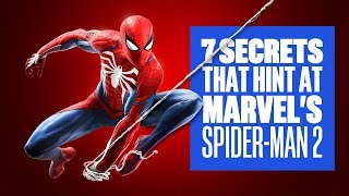 7 Marvel Secrets That Could Be Clues to Marvel's Spider-Man 2 - Marvel's Spider-Man PS4 Pro Gameplay