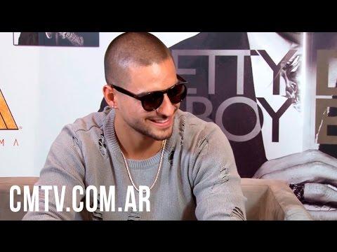Maluma video Entrevista Argentina - CM Agosto 2016