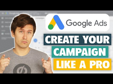 Google Ads Tutorial (Made In 2021 for 2021) - Step-By-Step for Beginners