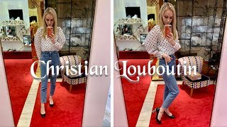 Christian Louboutin Shoes Shopping