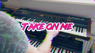 A-ha - Take On Me [cover]