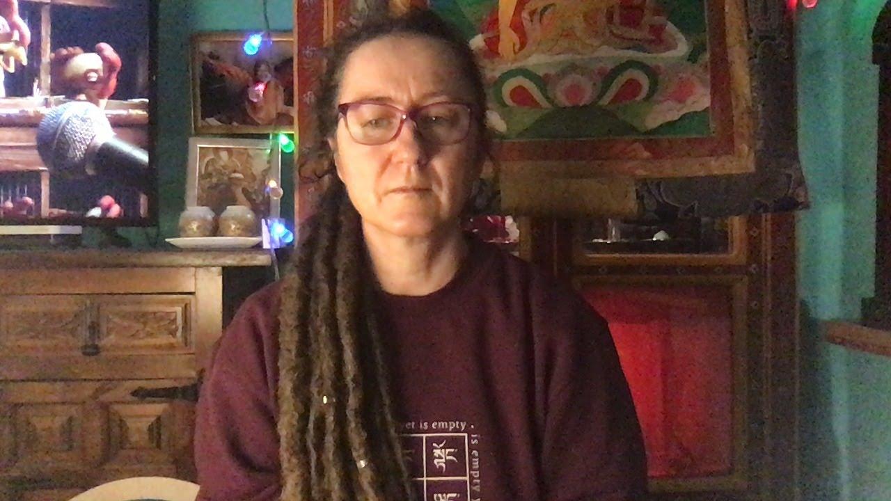 Lama Gangchen Tantric Self-Healing 2- Commentary by Lama Caroline - part 34 (EN)