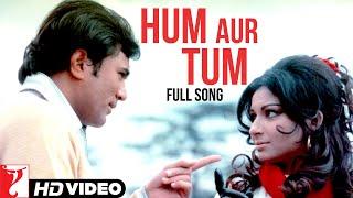 Hum Aur Tum - Full Song | Daag | Rajesh Khanna, Sharmila