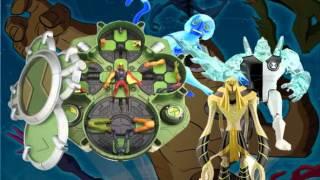 Ben-10 Alien Creation Chamber
