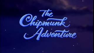 The chipmunk adventure 1987 beautiful start song
