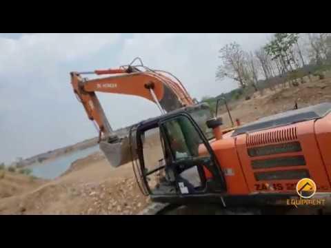 Tata Hitachi ZAXIS 220 LC - Equipment Rentals India