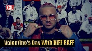 RiFF RAFF Creates the Ultimate Valentine