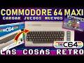 Commodore 64 Maxi Juegos Nuevos Y Actualizaci n Firmwar