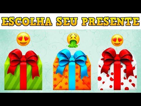 Escolha Seu Presente (BOM ou RUIM)  Escolha Um Presente #47