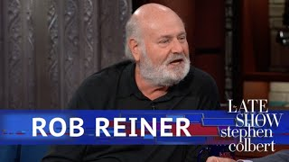 Rob Reiner Has Some Acting Notes For Trump