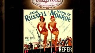 2 A Little Girl From Little Rock   Gentlemen Prefer Blondes O S T   1953 VintageMusic es