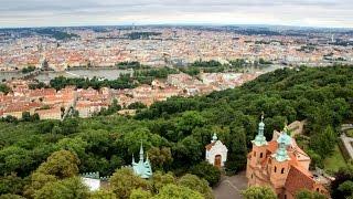 Petrin Hill, Prague