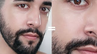 PORELESS + FLAWLESS SKIN -  Skincare Routine And Tips ✖ James Welsh