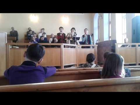 Церковь в среднеивкино