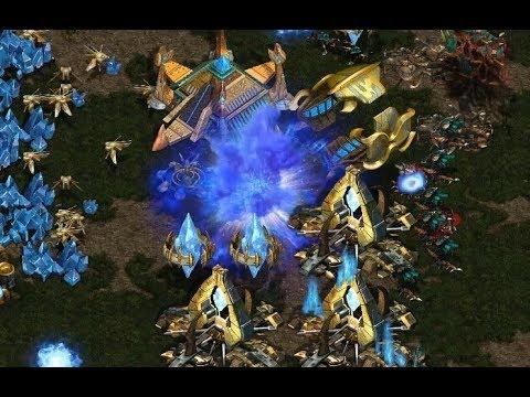 EPIC - Bisu (P) v Soulkey (Z) on Fighting Spirit - StarCraft  - Brood War REMASTERED