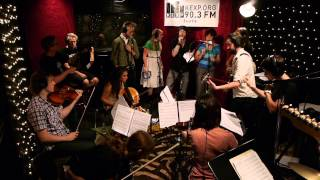 Seattle Rock Orchestra - Rebellion (Lies) (Live on KEXP)