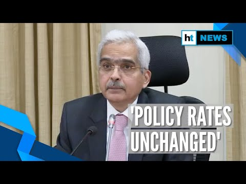 RBI keeps policy rates unchanged, growth forecast slashed to 5%
