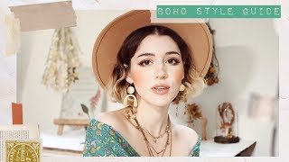 A Bohemian Style Guide // Ft. Yesstyle