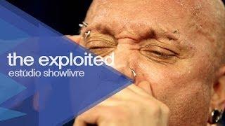 """""""Porno slut"""" - The Exploited no Estúdio Showlivre 2013"""