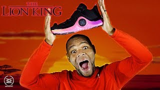 Li-Ning Way Of Wade 6 Detailed First Impressions: brought out the Lion King in me!