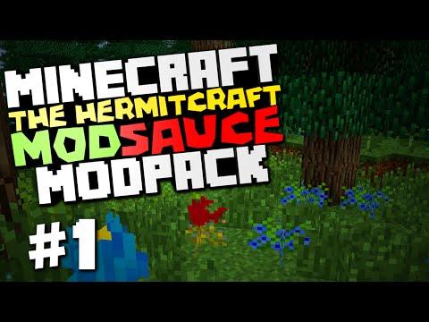 Minecraft Mods | Modsauce Modpack #1