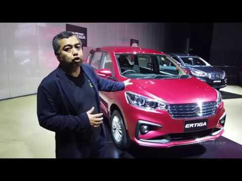 พาชม All New SUZUKI ERTIGA รถครอบครัวราคาประหยัด น่าใช้หรือไม่? by:autolifethailand