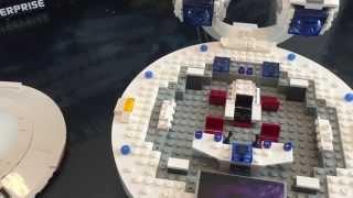 Kre-O Star Trek U.S.S. Enterprise Construction Set Build   Part 3