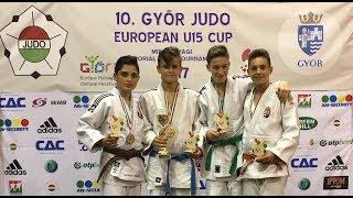 2017 EUROPEAN CUP GYÖR (HUNGARY) - JUDO THOMAS LEBLANC
