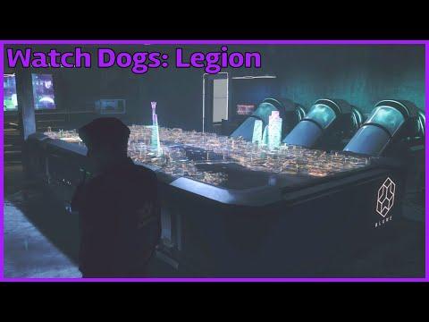 WD: Legion/Die Larsen/E8
