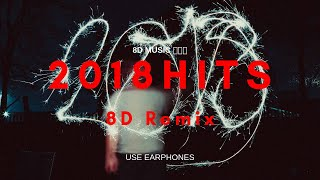 """[8D]MASHUP 2018 """"THE GREATEST HOPE"""" - 2018 Year End Mashup by #AnDyWuMUSICLAND (Best 144 Pop Songs)"""