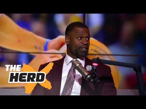 Stephen Jackson: Players don't want to see Kevin Durant win, talks CP3 to Spurs   THE HERD