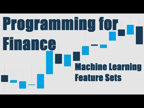 Creating Machine Learning Classifier Feature Sets - Python for Finance 15