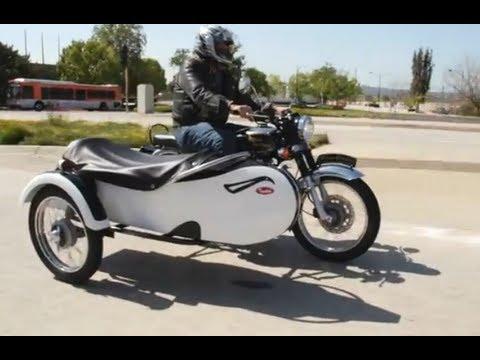 Royal Enfield Motorcycle Sidecars – Jay Leno's Garage
