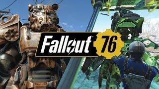Силовая броня // Fallout 76